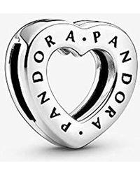 PANDORA Bead Charms 925_Sterling_Silber 798741C00 - Mettallic