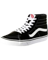 Vans Sk8-hi Shoe - Black