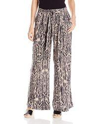 Jessica Simpson - Lanay Wide Leg Pant - Lyst