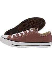 f12f5c93d330 Converse - Chuck Taylor All Star Seasonal Canvas Low Top Sneaker - Lyst