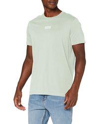 Wrangler Ss Small Logo Tee T-shirt - Green