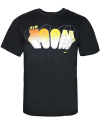 Nike Air Zoom -T-Shirt - Schwarz