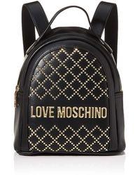 Love Moschino BORSA PU NEROfemmeNoirNormale