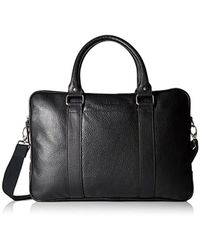 Cole Haan Wayland Attache Bag - Black