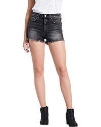 Levi's 501 High Rise Short Pantaloncini Donna - Nero