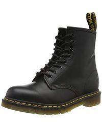Dr. Martens 1460 Smooth, -Erwachsene Combat Boots - Schwarz