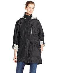 Vince Camuto - Jersey Lined Anorak - Lyst