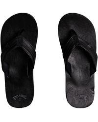Billabong Sandals - - Eu 44 - Black