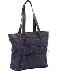 Kenneth Cole Reaction - The Real Collection Computer Tote - Lyst