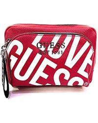 Guess Haidee Belt Bag - Rosso