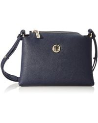 Tommy Hilfiger Th Core Crossover - Bleu