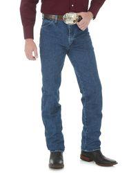 Wrangler - 0936 Cowboy Cut Slim Fit Jean - Lyst