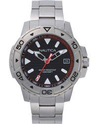 Nautica Armbanduhr- NAPMLR003 - Schwarz