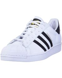adidas 'Superstar' Sneakers - Weiß