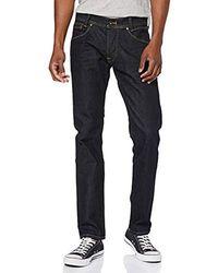 Pepe Jeans Spike Vaqueros Straight para Hombre - Azul