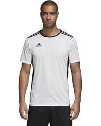 adidas Soccer Entrada 18 Jersey - Blanc