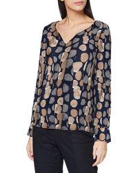 Esprit 100EO1F306 Camicia da Donna - Blu