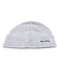 Marc O'polo Knitted Hat Twentyfour Grey - Gris