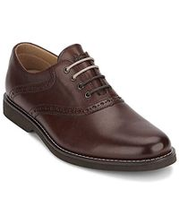 G.H.BASS - Parker Oxford Shoe - Lyst