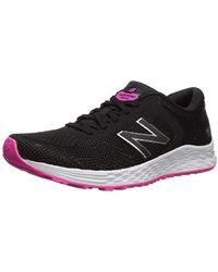 sports shoes c2143 10f90 Arishi V2 Fresh Foam Running Shoe - Black