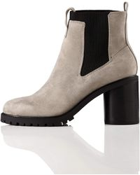 FIND Chunky Sole Chelsea - Grey