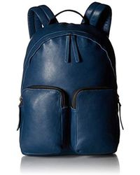 Ecco Casper Small Backpack - Blue