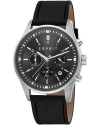 Esprit Silver Watches - Metallic