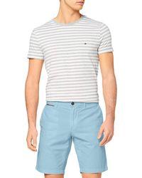 Tommy Hilfiger Brooklyn Short Light Twill Pantalones Cortos - Azul