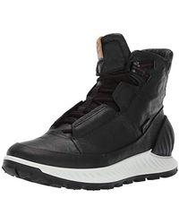 Ecco Exostrike, Chaussures de Randonnée Hautes - Noir
