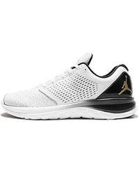 67894036a26cd Jordan Trainer St Prem Basketball Shoes - White