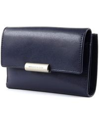 Mandarina Duck Hera 3.0 Wallet with Flap M Dress Blue - Blau