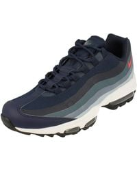 Nike Air Max 95 Ultra s Running Trainers BV1984 Sneakers Chaussures - Multicolore