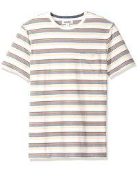 Goodthreads Soft Cotton Short-sleeve Crewneck Pocket - White