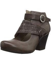 Miz Mooz Dale Ankle Boot - Multicolor