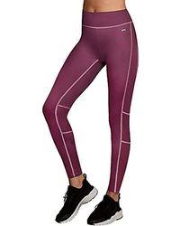 Maidenform Sport Baselayer Active Pant - Purple