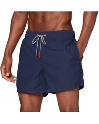 Esprit Coos Bay Woven Shorts Board - Blue
