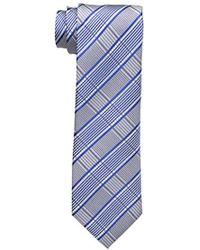 Sean John - Wear Grid Tie - Lyst