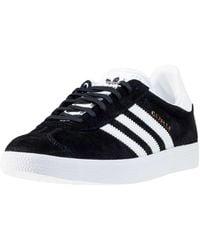 adidas Originals Gazelle Trainers - Black