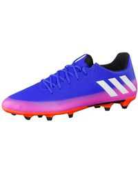 adidas Messi 16.4 in - Bleu