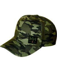 Helly Hansen X Ha, Camouflage, Einheitsgröße Uomo - Verde