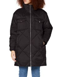 Tommy Hilfiger - Tjw Diamond Quilted Coat Giacca - Lyst