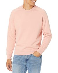 Goodthreads Crewneck Fleece Sweatshirt - Rosa