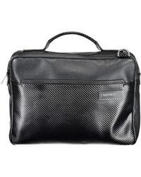 Calvin Klein Carbon Top Handle Laptop - Noir