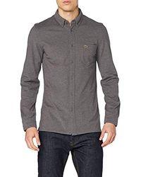 Lacoste - Camisa para Hombre - Lyst