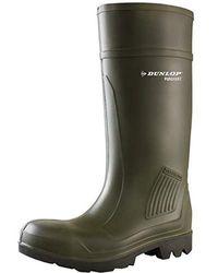 Dunlop Würth MODYF Purofort Professional S5 Sicherheitsgummistiefel: Der perfekte Gummistiefel ist in Größe 47 erhältlich & in - Schwarz