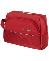 Samsonite Lite Icon - Toiletry - Red