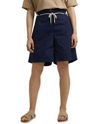 Esprit 051EE1C316 Shorts - Bleu