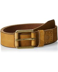 Timberland Casual Leather Belt - Multicolore