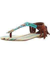 97766abf1d38c Sandals Lupita Mexico Model