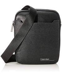Calvin Klein K50K505120 Schultertasche Harren - Schwarz